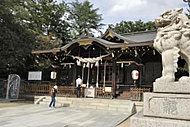 福島稲荷神社 約120m(徒歩2分)