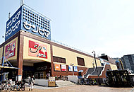 ショッピングセンターサンピア 約340m(徒歩5分)