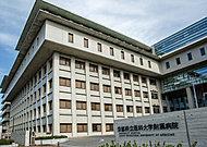 京都府立医科大学付属病院 約1,500m(徒歩19分)