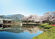 京都府立植物園 約2,100m(徒歩27分)