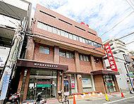 神戸信用金庫 板宿支店 約480m(徒歩6分)