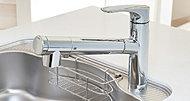 いつでも美味しい水が使える浄水器を内蔵しました。