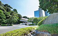 ホテル雅叙園東京 約500m(徒歩7分)