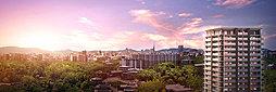ブランシエラ赤坂はなみずき通りの外観