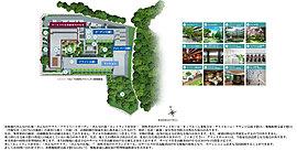 大規模プロジェクトならではの共用施設を充実させ、調布の森の豊かな緑を取り入れたランドスケープを計画しました。※敷地東面に調布市の管理用通路部分を含みます