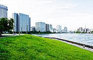 石川島公 約600m(徒歩8分)