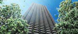 首都圏有数のスケールで再開発事業が進む武蔵小杉エリア。快適な都市づくりを目指して整備が続く街並みの中心的ポジションに、大規模な生活街区が誕生します。住友不動産の英知を結集して、武蔵小杉に新しい価値を創造します。