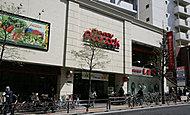 ピーコックストア 高田馬場店 約480m(徒歩6分)