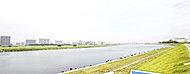 多摩川緑地 約850m(徒歩11分)