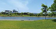 アイランドシティ中央公園 約80m(徒歩1分)