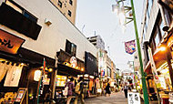 天神通り商店街 約60m(徒歩1分)