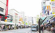 蒲田東口商店街 約940m(徒歩12分)
