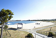 大森ふるさとの浜辺公園 約1,920m