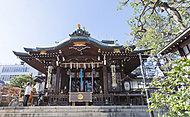 大鳥神社 約450m(徒歩6分)
