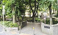 幡ヶ谷第三公園 約380m(徒歩5分)