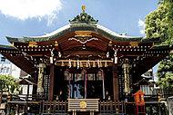 大鳥神社 [N]約90m(徒歩2分)[S]約90m(徒歩2分)
