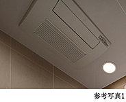 乾燥機能で雨の日でも洗濯物を乾かすことができ、換気によりカビの発生も抑制できる東京ガスのTES温水式床暖房式浴室暖房乾燥機を採用しました。