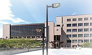 目黒区民センター 約530m(徒歩7分)