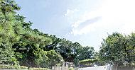 目黒区立不動公園 約650m(徒歩9分)