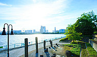 有明西埠頭公園 約1,150m(徒歩15分)