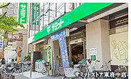 サミットストア東府中店 約100m(徒歩2分)