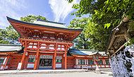 氷川神社 約2,030m(徒歩26分)