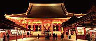 浅草寺 約2,7km(徒歩34分)