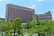 聖路加国際病院 約520m(徒歩7分)