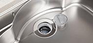 生ゴミを、キッチンですばやく粉砕処理できるシステムです。※一部処理できないものもあります。