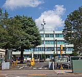 小金井市役所本庁舎 約480m(徒歩6分)