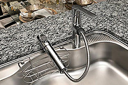 シングルレバーシャワー水栓