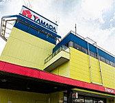 ヤマダ電機テックランド上山店 約690m(徒歩9分) ※2014年12月撮影