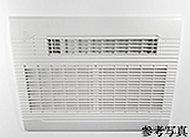 洗濯物の乾燥にも便利な浴室換気乾燥機