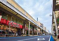 小岩駅前通り美観商店街(フラワーロード) 約770m(徒歩10分)