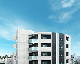 ※掲載の絵図は図面を基に描き起こした外観完成予想図と現地12階相当の高さより名古屋駅方面を望む眺望写真(2016年6月撮影)をCG処理により合成したもので、実際とは多少異なります。