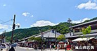 スーパーにっさん嵯峨店 約630m(徒歩8分)