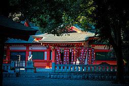 金神社 約190m(徒歩3分)