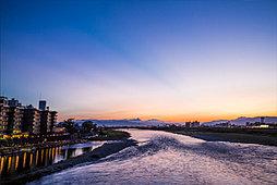 長良川 約1,770m