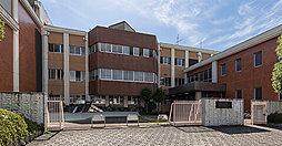 市立港明中学校 約920m(徒歩12分)