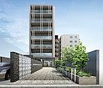 街の風情と未来を建築デザインに継承していく。