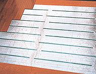 リビング・ダイニングにガス温水式床暖房を採用。ホコリを巻き上げる風を起こさず、足元からクリーンに暖めます。(LDのみ)