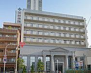 加納総合病院 約330m(徒歩5分)