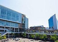 川口駅前行政センター 約500m(徒歩7分)