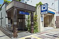 地下鉄鶴舞線「いりなか」駅 約630m(徒歩8分)