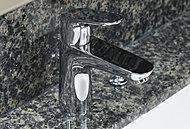 浴室内の換気・暖房のほか、洗濯物の乾燥にも活躍。パワフルなガス温水式なので、短時間かつ低コストなのも魅力です。