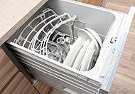 後片付けの手間を省き、衛生的に乾燥できる。