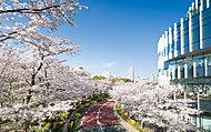 東京ミッドタウン 約110m(徒歩2分)