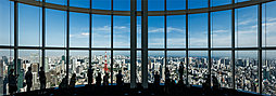 六本木ヒルズ展望台 東京シティビュー 約590m(徒歩8分)