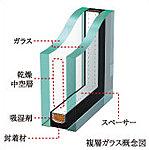 断熱性を高めることで、冬の暖房効果を上げるだけでなく、結露の発生も抑えます。