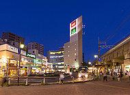 下総中山駅北口 約550m(徒歩7分)